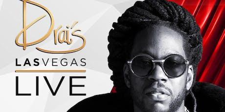 2 CHAINZ LIVE - Drai's Nightclub - Vegas Guest List - HipHop - August 22 tickets