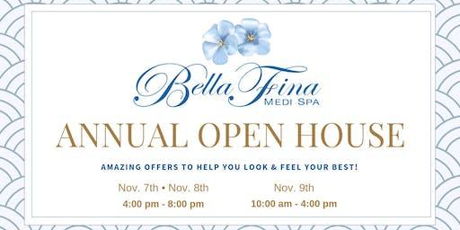 Bella Fina Medi Spa: 4th Annual Open House