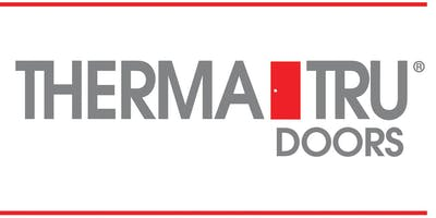Certified Door System Installer Training with Therma-Tru: Lakewood