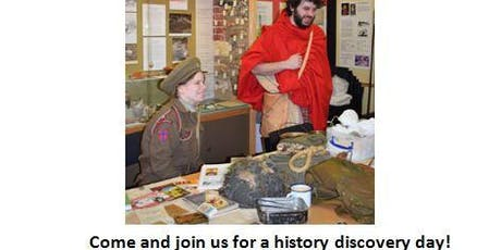 Space Chase - History Discovery Day tickets