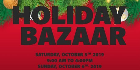 St. Andrew Catholic Church Holiday Bazaar tickets