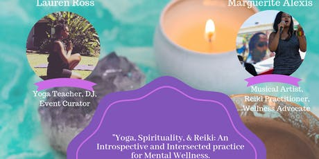 Yoga, Spirituality, & Reiki tickets