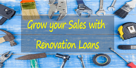 Grow Sales with Renovation Loans & ADU/Granny Flats tickets