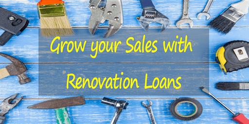 Grow Sales with Renovation Loans & ADU/Granny Flats