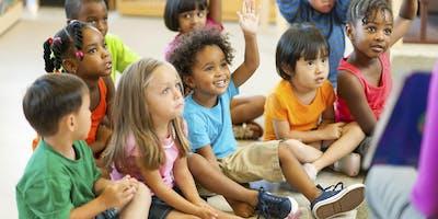 November 2019 Preschool Storytime (Ages 3-5 years)