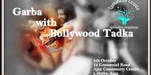 Garba With Bollywood Tadka