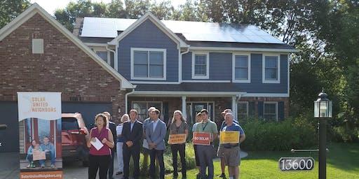 Hamilton County Solar Co-op Info Session