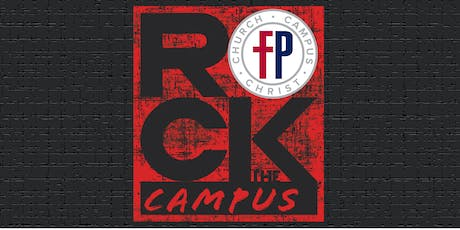 Rock The Campus - First Priority tickets