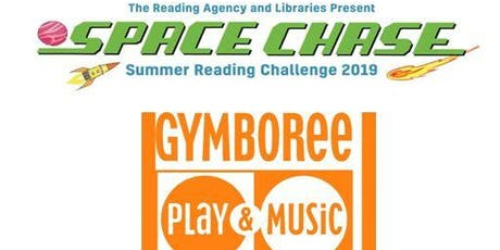 Space Chase - Gymboree Play and Music   Ages 0 – 2 tickets