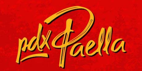 Paella Encore on Labor Day tickets