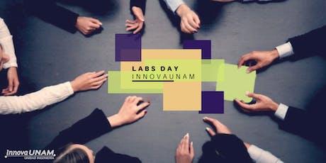 Labs Day InnovaUNAM  entradas