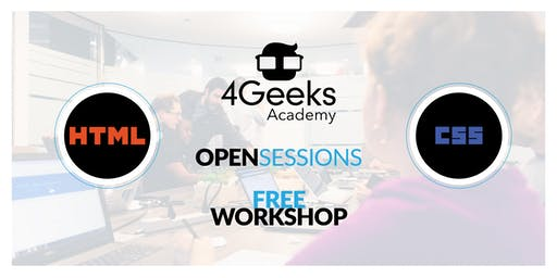 4Geeks Open Session