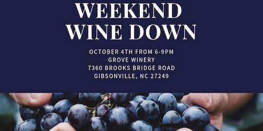 Weekend Wine Down 2019