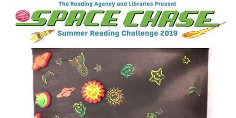 Space Chase - Fun with Space foam shapes tickets