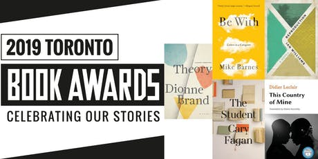 Toronto Book Awards: Awards Ceremony tickets