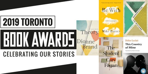 Toronto Book Awards: Awards Ceremony
