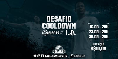 DESAFIO COOLDOWN FIFA 19 - AGOSTO