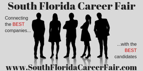 South Florida Palm Beach County Career Fair October 10th, 2019 tickets