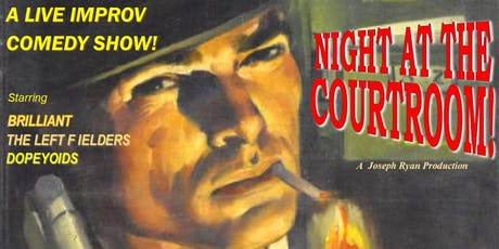 Night at the Courtroom tickets