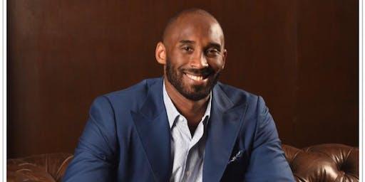 Vroman's Bookstore presents a Skype event with Kobe Bryant