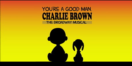 You're A Good Man, Charlie Brown - Musical tickets