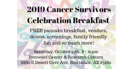 2019 Cancer Survivors Celebration Breakfast  tickets