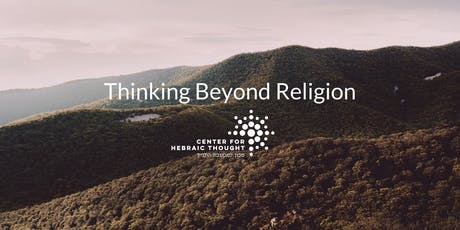 Center for Hebraic Thought Launch Event tickets