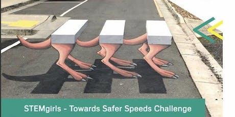 Stemgirls Towards Safer Speeds Challenge Q & A Session tickets