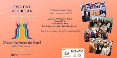 Grupo Mulheres do Brasil Fortaleza | Portas Abertas