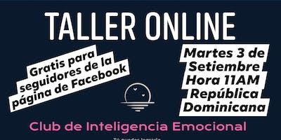 Taller de Inteligencia Emocional online