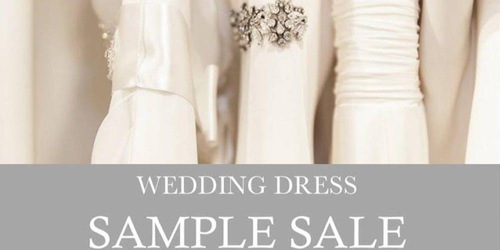 Wedding Dress Sample Sale.Enchanting Brides Pop Up Sample Sale