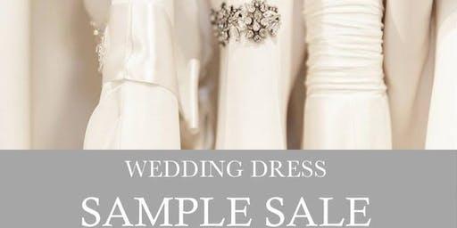 Enchanting Brides Pop Up Sample Sale