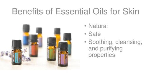 Benefits of doTERRA essential oils for Skin - Hobby Lobby - Eau Claire