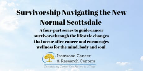 Survivorship Navigating the New Normal  tickets