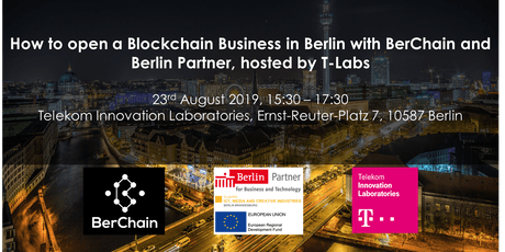 How to open a Blockchain Business in Berlin Tickets