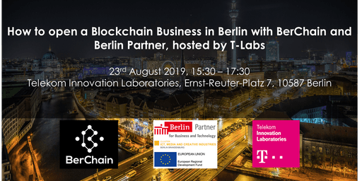 How to open a Blockchain Business in Berlin