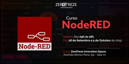 Curso Node RED em Santos