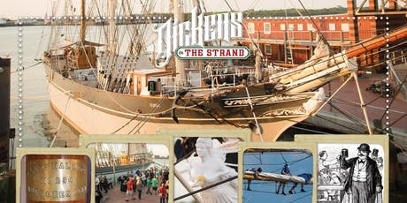 Salute to Sunset Party : Dickens on The Strand tickets