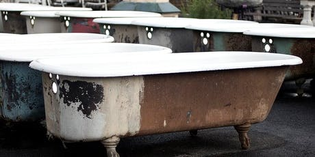 Suds 'n Tubs at Columbus Architectural Salvage tickets