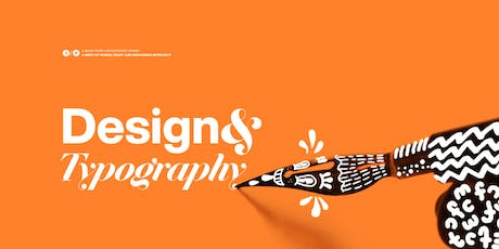Design& Typography tickets