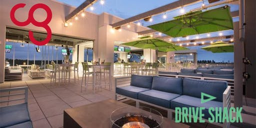 PRIVATE ROOFTOP PARTY AT THE BRAND NEW DRIVE SHACK