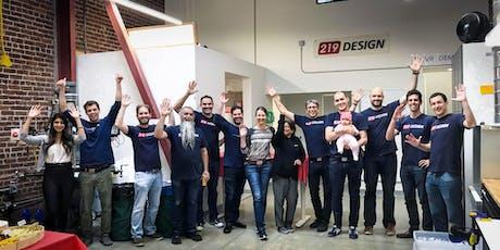 219 Design Studio Tour  tickets