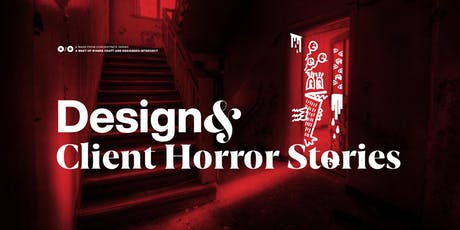Design& Clients: The Horror tickets
