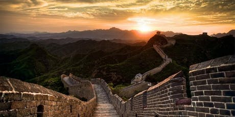 West Meets East: Lessons to be learned while traveling in China tickets