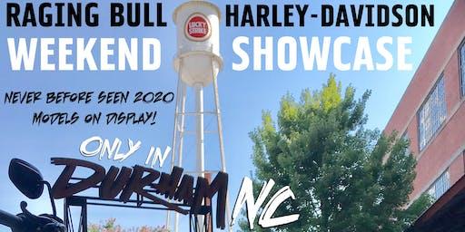2020 HARLEY-DAVIDSON WEEKEND SHOWCASE!