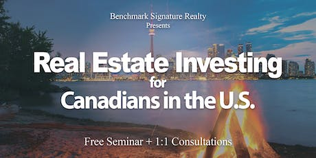 Investing in Toronto Real Estate | Free Seminar & Private Consultations tickets