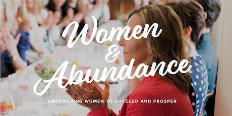 ACE Women & Abundance Workshop - Business Borrowing - Calgary tickets