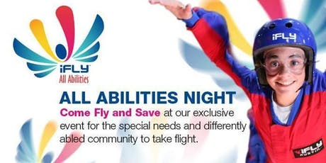 All Abilities Night @ iFLY Houston! tickets