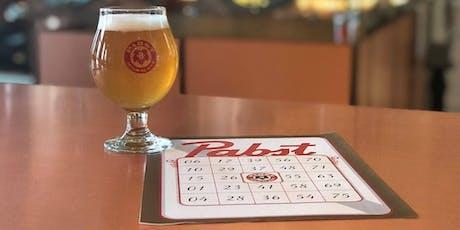 Pabst Bingo tickets
