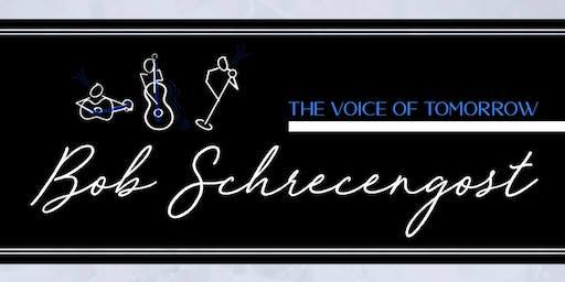 Coming soon, Prophet Bob Schrecengost